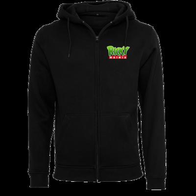 Motiv: Heavy Zip-Hoodie - Rickymainia Logo