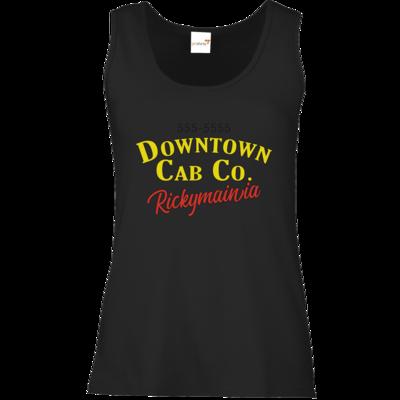 Motiv: Tank Top Damen Classic - Downtown Cap