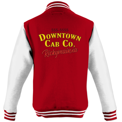 Motiv: College Jacke - Downtown Cap