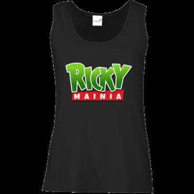 Motiv: Tank Top Damen Classic - Rickymainia Logo