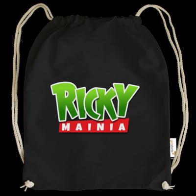 Motiv: Cotton Gymsac - Rickymainia Logo