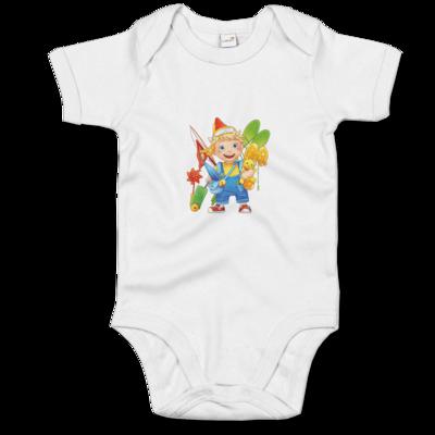 Motiv: Baby Body Organic - Kinderspiele - Timmy