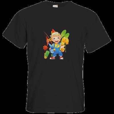 Motiv: T-Shirt Premium FAIR WEAR - Kinderspiele - Timmy