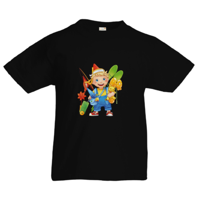 Motiv: Kids T-Shirt Premium FAIR WEAR - Kinderspiele - Timmy