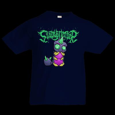 Motiv: Kids T-Shirt Premium FAIR WEAR - Cute Stahlkriecher