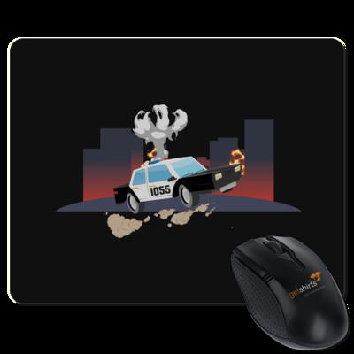 Motiv: Mousepad Textil - Cop1055