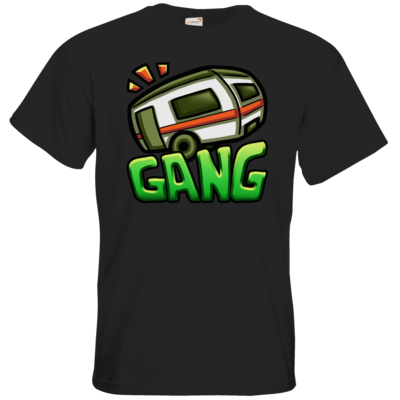 Motiv: T-Shirt Premium FAIR WEAR - Gang
