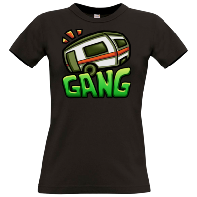 Motiv: T-Shirt Damen Premium FAIR WEAR - Gang