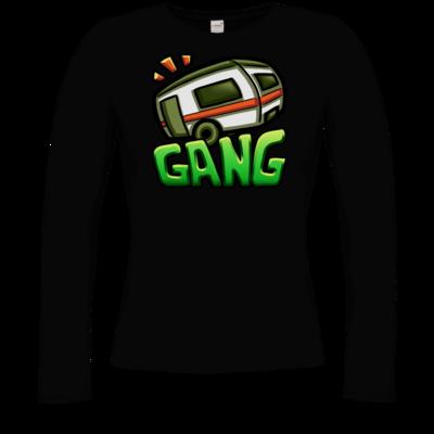 Motiv: Longsleeve Damen Organic - Gang