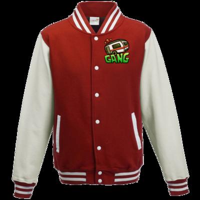 Motiv: College Jacke - Gang