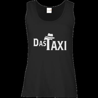 Motiv: Tank Top Damen Classic - Das Taxi