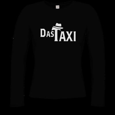Motiv: Longsleeve Damen Organic - Das Taxi