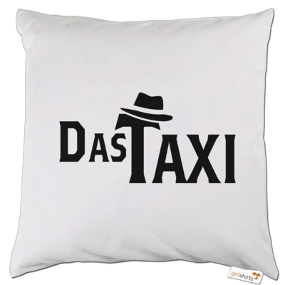 Motiv: Kissen - Das Taxi