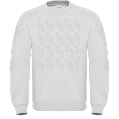 Motiv: Sweatshirt FAIR WEAR - Elch - Pattern
