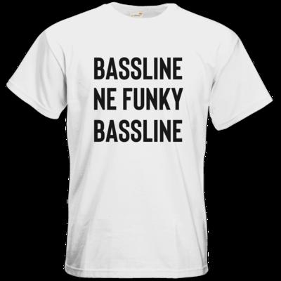 Motiv: T-Shirt Premium FAIR WEAR - Bassline