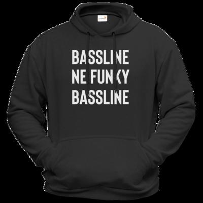Motiv: Hoodie Premium FAIR WEAR - Bassline