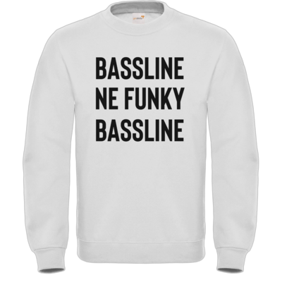 Motiv: Sweatshirt FAIR WEAR - Bassline