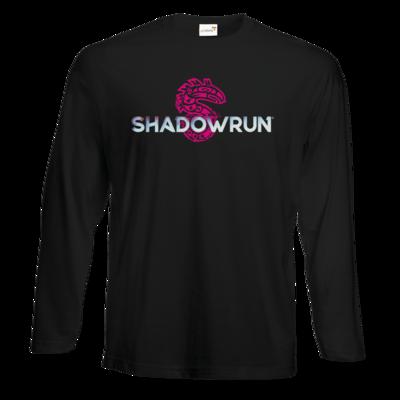 Motiv: Exact 190 Longsleeve FAIR WEAR - Shadowrun Logo