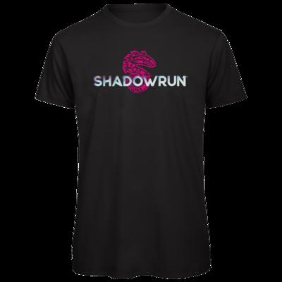 Motiv: Organic T-Shirt - Shadowrun (r) Logo