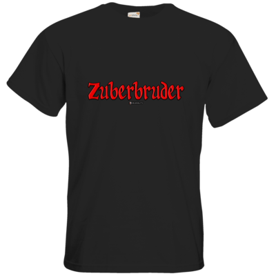 Motiv: T-Shirt Premium FAIR WEAR - Zuberbruder