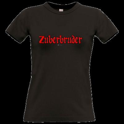 Motiv: T-Shirt Damen Premium FAIR WEAR - Zuberbruder