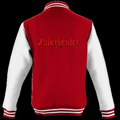 Motiv: College Jacke - Zuberbruder