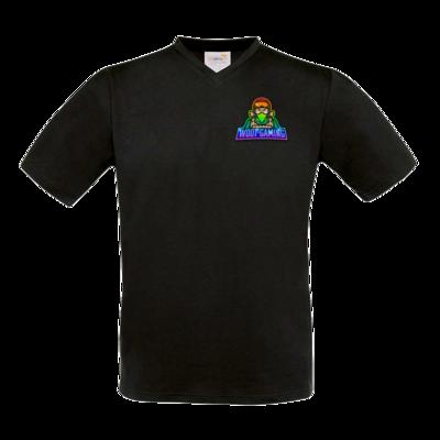 Motiv: T-Shirt V-Neck FAIR WEAR - female