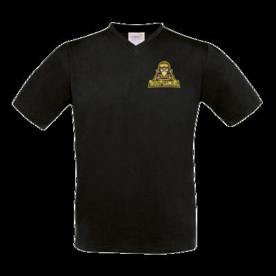 Motiv: T-Shirt V-Neck FAIR WEAR - goldies