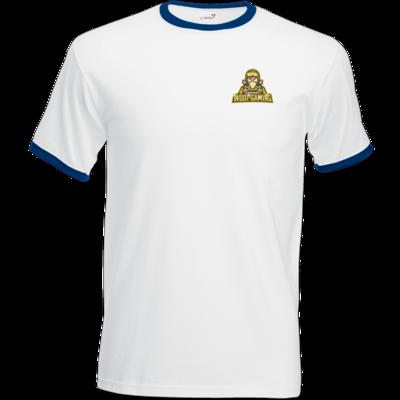 Motiv: T-Shirt Ringer - goldies