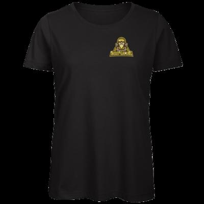 Motiv: Organic Lady T-Shirt - goldies