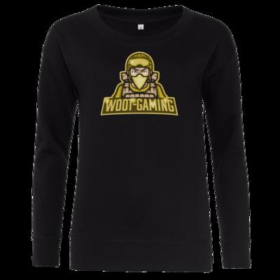 Motiv: Girlie Crew Sweatshirt - goldies