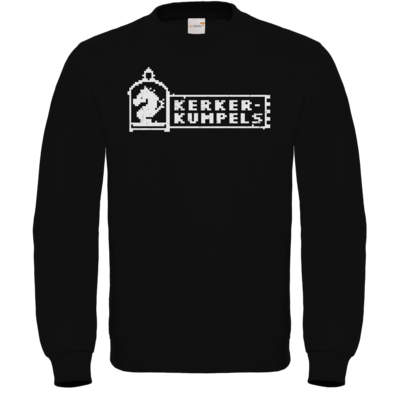 Motiv: Sweatshirt FAIR WEAR - Kerkerkumpels Logo S/W