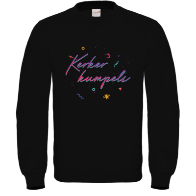 Motiv: Sweatshirt FAIR WEAR - Konfetti-Kumpels