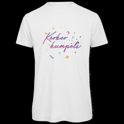 Motiv: Organic T-Shirt - Konfetti-Kumpels