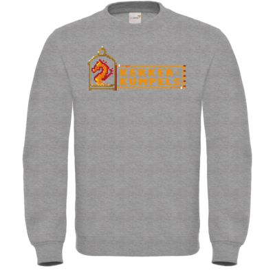 Motiv: Sweatshirt FAIR WEAR - Kerkerkumpels Logo (Original)