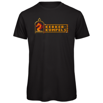 Motiv: Organic T-Shirt - Kerkerkumpels Logo (Original)