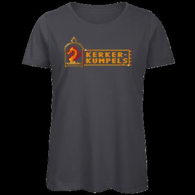 Motiv: Organic Lady T-Shirt - Kerkerkumpels Logo (Original)