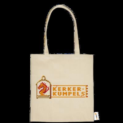 Motiv: Baumwolltasche - Kerkerkumpels Logo (Original)