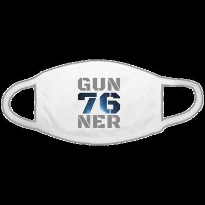 Motiv: Gesichtsmaske - Gun76ner Block