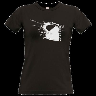Motiv: T-Shirt Damen Premium FAIR WEAR - Citko´s RestStop