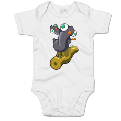 Motiv: Baby Body Organic - Taubenstange