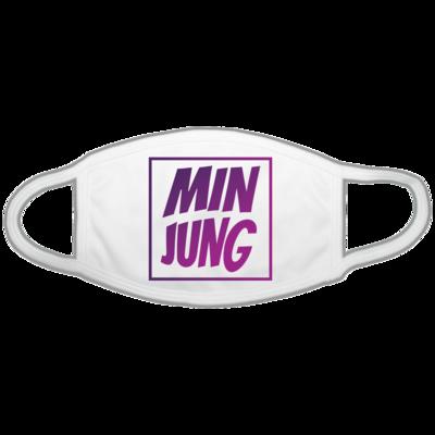 Motiv: Gesichtsmaske - Min Jung
