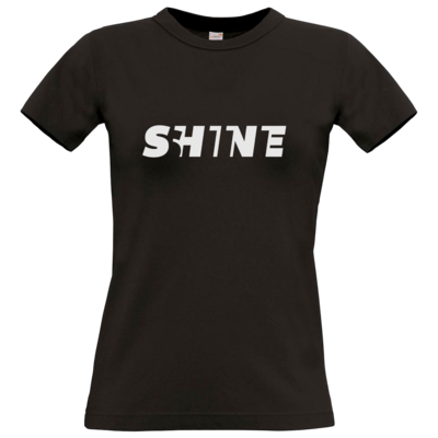 Motiv: T-Shirt Damen Premium FAIR WEAR - Shine classic