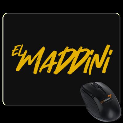 Motiv: Mousepad Textil - Elmaddini-Schriftzug