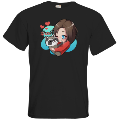 Motiv: T-Shirt Premium FAIR WEAR - Hug