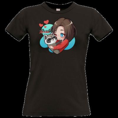 Motiv: T-Shirt Damen Premium FAIR WEAR - Hug