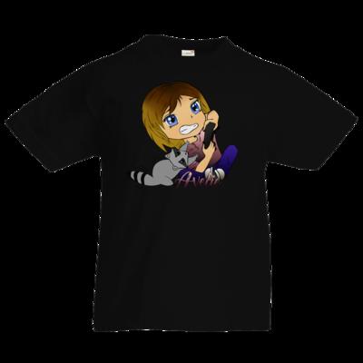 Motiv: Kids T-Shirt Premium FAIR WEAR - Avelie - Logo