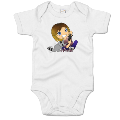 Motiv: Baby Body Organic - Avelie - Logo