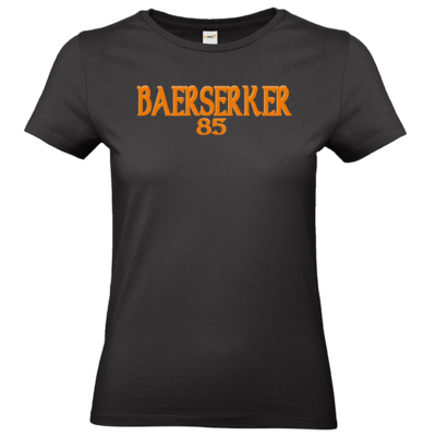 Motiv: T-Shirt Damen Premium FAIR WEAR - Baerserker85