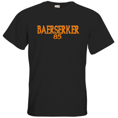 Motiv: T-Shirt Premium FAIR WEAR - Baerserker85